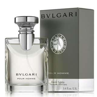 Parfum Bvlgari Pour Homme Parfum Baru Segel Original Bulgari