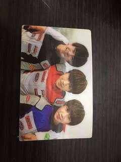 Tfboys3D card