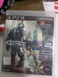 PS3 Game - Crysis 2
