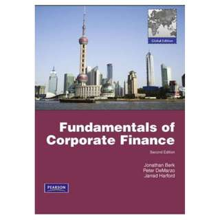 Fundamentals of Corporate Finance: Global Edition (2nd Edition)