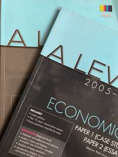 Shinglee publishers TYS ten year series H2 economics econs 2005-2014 answer solutions and questions set