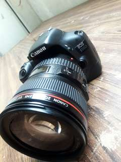 Canon 550D (Body Only) not including lens