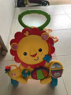 Fisher price walker almost new