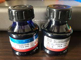🚚 Koh i noor fountain pen ink