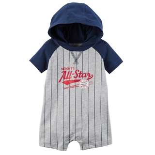 🚚 CABY124 Carter's Baby Boys Baseball Romper