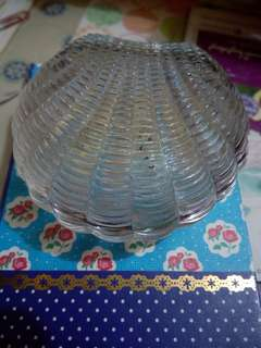 Glass Clam (detachable)