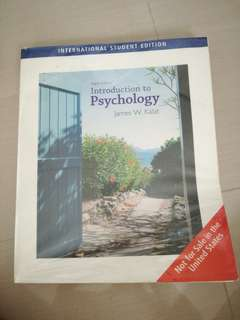 🚚 Introduction to Psychology