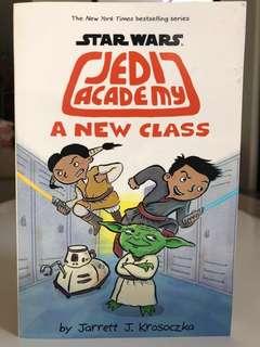 🚚 Star Wars Jedi Academy: A New Class