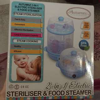 Autumnz Sterilizer (2 in 1)