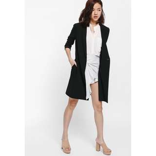 Love Bonito Deaulle Double Breasted Jacket Dress