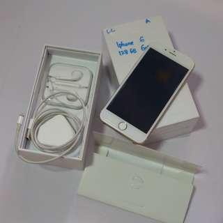 iphone 6 128gb ex garansi inter