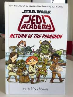 🚚 Star Wars Jedi Academy: Return of The Padawan