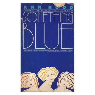 Ann Hood - Something Blue