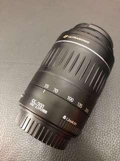 特價出讓 Canon EF 55-200mm 中長焦全幅鏡