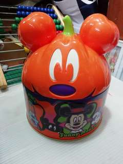Mickey Mouse Funny Monster Tin
