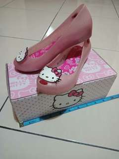 Hello Kitty Shoe Preloved Size 31