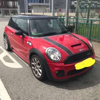 MINI Cooper S Coupe 1.6 Auto
