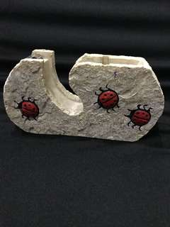 Ladybug design Ceramic Tape dispenser