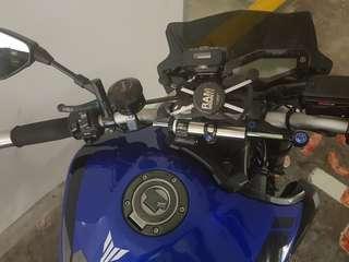 MT09 2017 Yamaha Blue