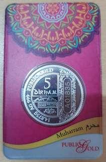 Muharram (5 Dirham)