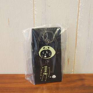 日本Ne-net Nya貓貓萬聖節鎖匙扣掛飾