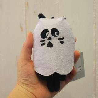 日本Ne-net Nya貓貓每月限定公仔掛飾鎖匙扣halloween