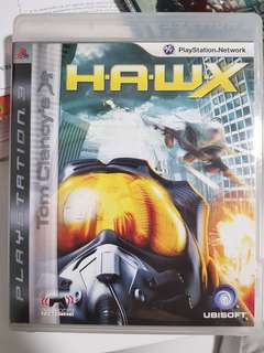 PS3 Game HAWX