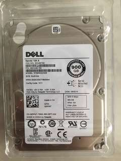 Dell savvio 10K.6 900GB hard disk