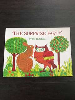 The surprise party ( pat Hutchins)