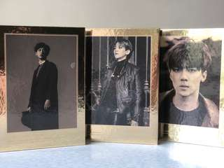 EXO THE SECOND ALBUM [EXODUS]