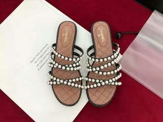 Chanel 拖鞋涼鞋