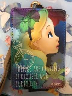 Disney Alice 愛麗絲卡套