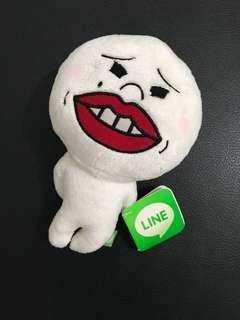 Boneka Emoticon Line