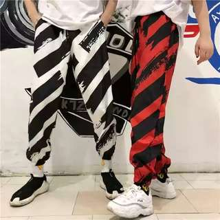 Zebra Stripes Joggerpants