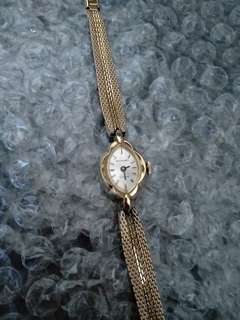 Vintage Wittnauer (Longines) Manual Ladies Watch 古董手錶