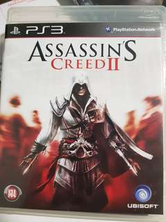 PS3 Game - Assasin's Creed 2