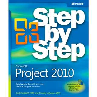 Microsoft Project 2010 Step by Step (Step by Step (Microsoft)) (505 Page Mega eBook)