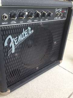Fender Frontman Amp (Amplifier)