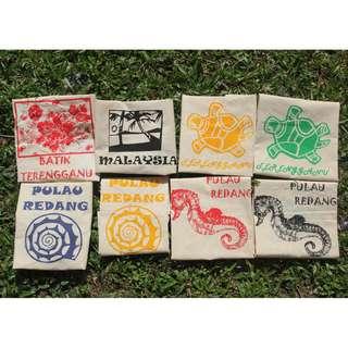 Pulau Redang Canvas Tote Bag (Buy one free One)