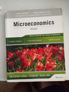Microecons Textbook
