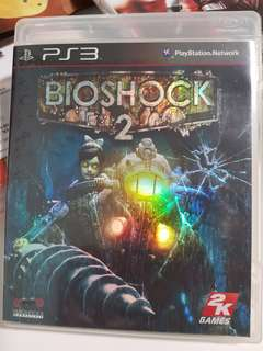PS3 Game - Bioshock 2
