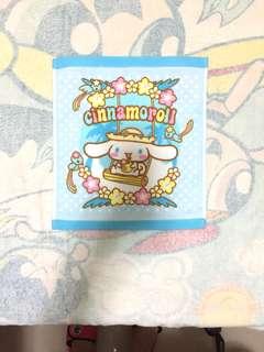 Sanrio Cinnamoroll 玉桂狗大方巾(Brand new 全新)