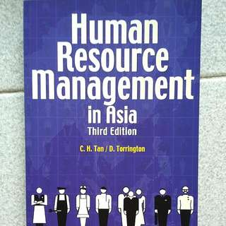 Human Resource Management In Asia (3rd Edition)