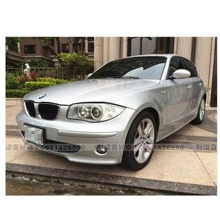 2006年-BMW-120d 柴油