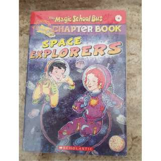 Homeschool Curriculum : The Magic School Bus - Space Explorers