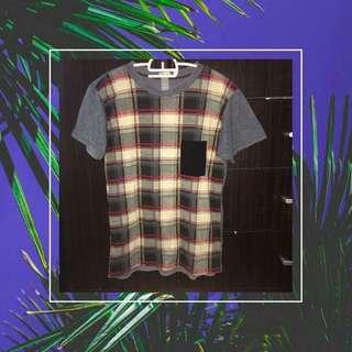Mint Checkered Shirt