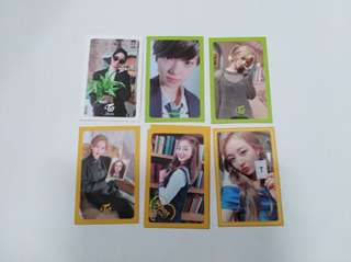 [SaLe!]Twice&Bts Photocard