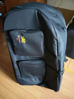 Very large bag for tuba / musical instrument