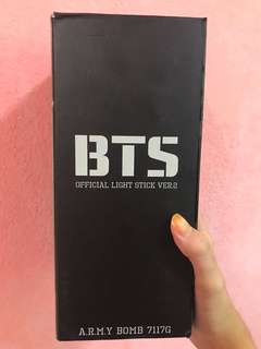 BTS UNOFFICIAL ARMY BOMB VER 2