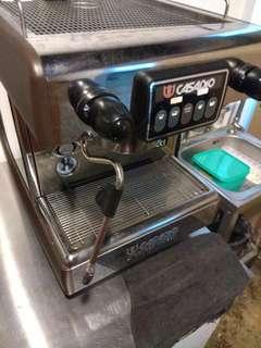 Coffee machine casadio